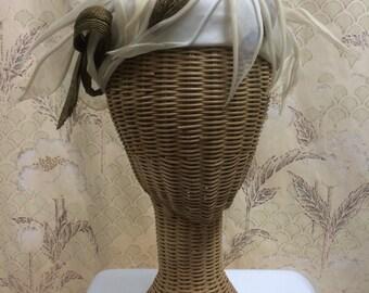 1950s B Altman Ladies Hat