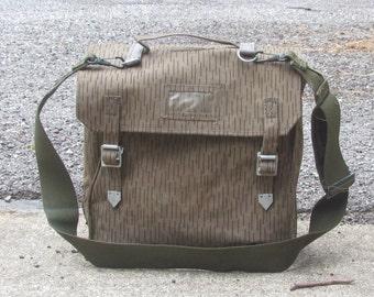 East German Mussette Bag