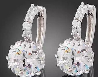 Bridal Earrings, Bridal Statement Earrings, Drop Earrings, Statement Earrings, Earrings, Bridal Jewelry, Prom Earrings, Accessories