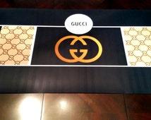 Custom G Collection Table Runner