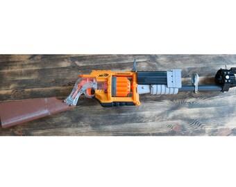 Nerf Lawbringer Blaster Fallout Lasermusket Modification Set