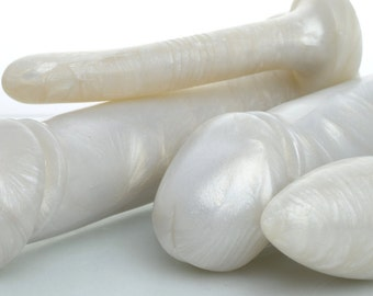 Beautiful Pearl Dildos Anal Toys and Butt Plugs