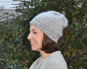 Stormy Weather Slouchy Hat
