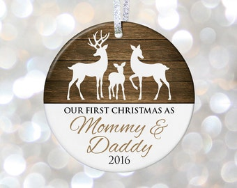 Personalized Ornaments & Christmas Gifts by finchandfancy on Etsy