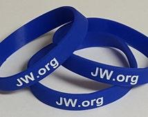 JW.org Wristband 2 pack