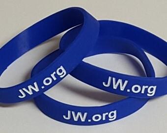 JW.org Wristband 3 pack