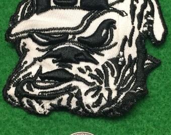 Georgia Bulldogs UGA Medium Sized Patch