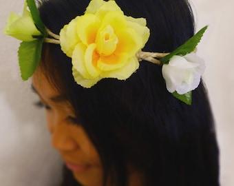 Rose Headbands