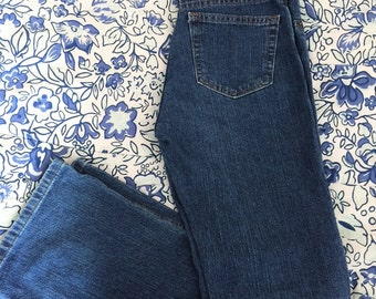 90s calvin klein high waisted jeans xs-s