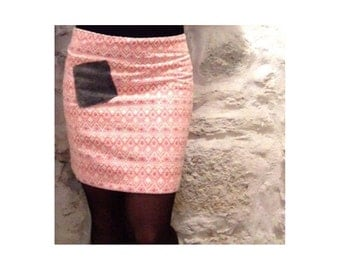 Skirt with Pocket Gr. 40