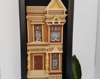 "Victorian Home in 3D:  ""Lady Linnea"""
