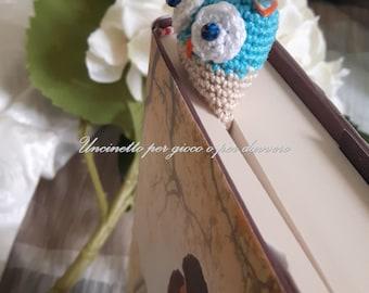 hand made - bookmark crocheted
