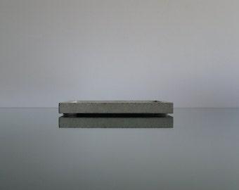 Concrete Wallet tray,Valet Tray,Key Tray, Desk Organizer, Desk Accessories