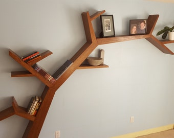 Decorative Tree Shelf