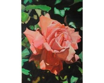 OIL PAINTING, painting original, original painting, oil painting flowers, original artwork, original art, wall art,  canvas art