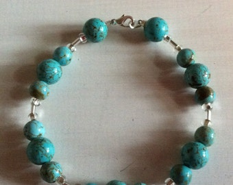Turquoise Lovers Dream Bracelet