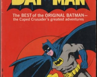 1966 BATMAN paperback - 4 Square (UK)