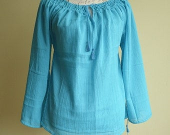 Handmade blouse for women
