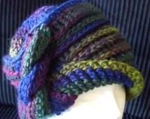 "Womens hats, ""Circus Cloche"", Womens gift, Ladies Hat"