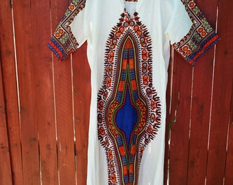 Tribal Bohemian Dress