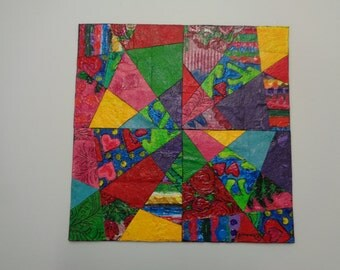 Patched Quilt IV