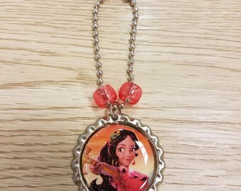 10 - Elena of Avalor - Zipper Pull Favors