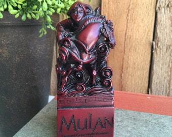 """Mulan Chinese """"Chop"""" Stamp"""