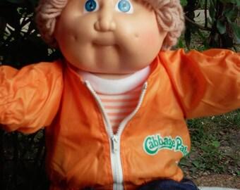 Vintage 1982 Cabbage Patch Doll (Boy)