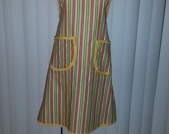 Strips with Yellow Trim - Labor Day Sale!