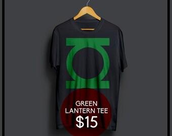 Green Lantern Logo Tee