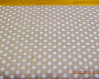 Cotton patchwork points