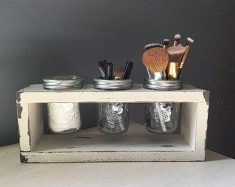 Mason Jar Multipurpose Organizer