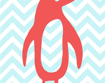 Penguin Printable