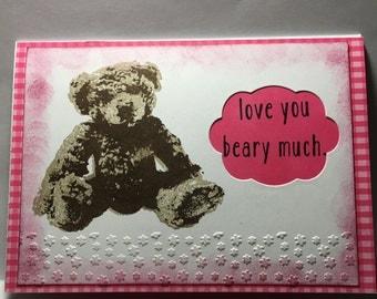 Bear, Love You