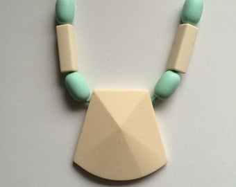 Large Pendant Nursing Necklace
