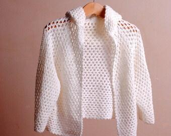Vintage woolen cloak