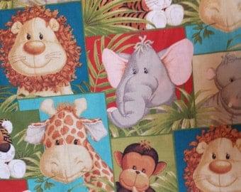 Crib Set, Baby Crib Set, Baby Shower Gift, Baby Gift, Baby Comforter, Baby Bedding, Zoo Animal Nursery