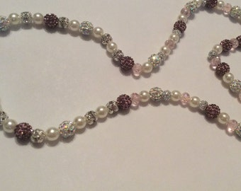Custom handcrafted necklace