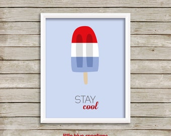 Stay Cool - Summer Home Decor