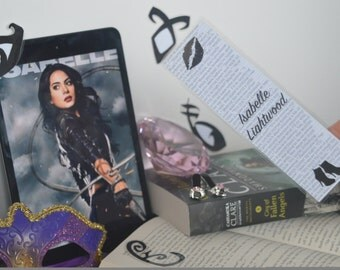 Isabelle Lightwood Bookmark