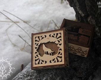 Totem Wolf rune set