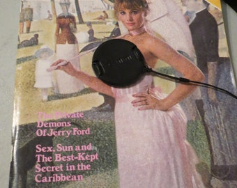 Vintage Playboy May 1976 Magazine
