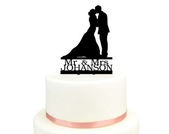 Cake Topper bridal couple