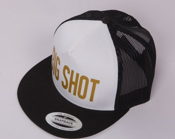 Cap BIG SHOT black