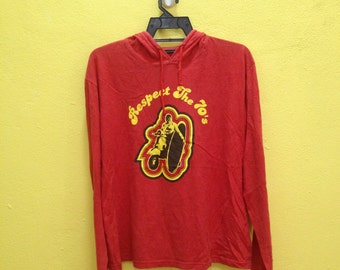 Respect The 70s Hoodie Shirt