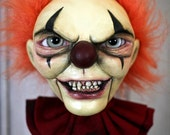 Custom Listing For hahamoo - Creepy Clown Doll