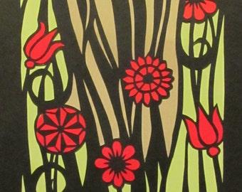 Persephone Papercut