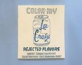 Color My LaCroix: Rejected Flavors