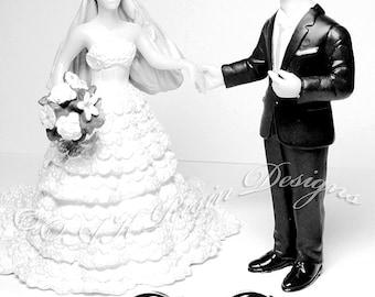 Wedding Cufflinks, Fiancé Gift, Anniversary Gift, Custom Cufflinks, Personalized Cufflinks, Grooms Gift, Resin Cuff Links, For Him, Cufflink