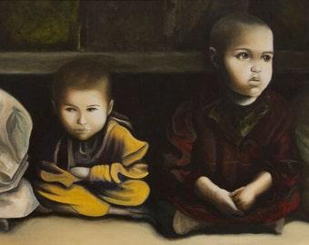 Orphans of War